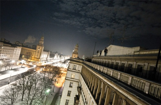 Rooftop, Berlin 2008 ©JUST