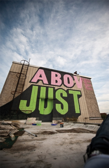 ABOVE (USA) & JUST, Berlin ©JUST 2012